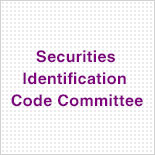Securities Identification Code Committee