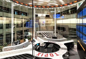 東京証券取引所 マーケット・センター